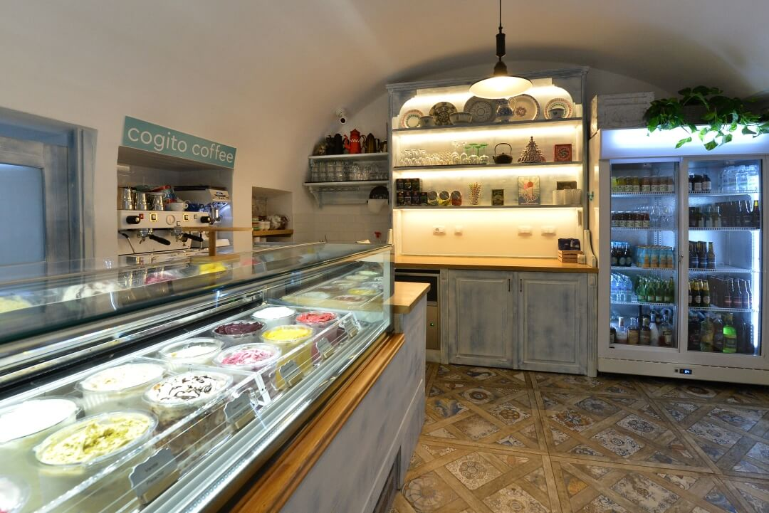 best ice cream in Dubrovnik